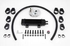 Jagg Slim Line Oil Kit Cooler with Adapter For Harley-Davidson