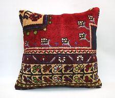 Rug Square Pillow, 20x20 inc, Accent Pillow, Throw Pillow, Decorative Pillow,