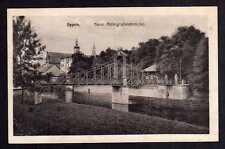 91715 AK Oppeln Neue Mühlgrabenbrücke 1915