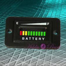PRO12-48R ™ Golf Cart Battery Indicator EZGO Yamaha Club Car 12, 24 & 48 Volts