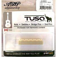 Sillet Graph Tech TUSQ PQ-6200-00 Guitare Classique Slotted nut 43 mm E-E