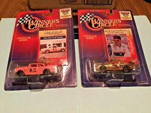 2 - 1998 Winners Circle Lifetime Dale Earnhardt ( Bass Pro & 56' Ford Victoria )