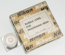 Nikon F Bubble Level for Panorama Head ........... Minty w/Box