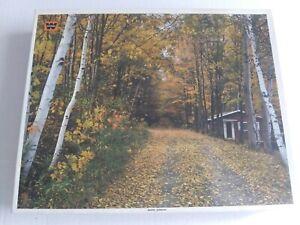 Whitman Barre, Vermont Vintage 70s 80s Sealed 1000 Piece Puzzle