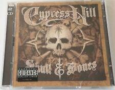 CYPRESS HILL SKULL & BONES 2 CD ALBUM OTTIMO SPED GRATIS SU + ACQUISTI