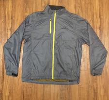 FootJoy FJ insulated warm jacket full zip Gray Long Sleeve Desert Highlands XL