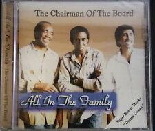 "The Chairmen Of The Board ""All In The Family"" CD  15 tracks + Super Bonus Track"