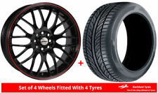 One Piece Rim Clio Wheels with Tyres 8 Number of Studs