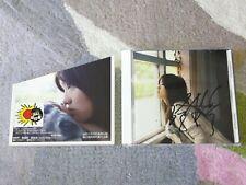 MusicCD4U CD Autograph Lala Hsu Xu Jia Ying - Shou Zhang Debut 徐佳瑩首張創作專輯親筆簽名版