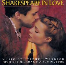 Shakespeare in Love-Music from the Miramax motion picture/CD