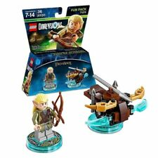 Lego Dimensions Lord of the Rings Legolas & Arrow Launcher 71219 Building Toy