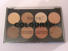 Technic Colourfix Cream Foundation & Contour Palette - 8 Tones