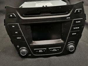 Hyundai Santa Fe DM Radio Orginal 96180-2W7104X