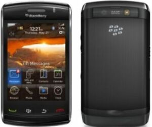 BLACKBERRY 9520 STORM 2 3G TOUCH MOBILE PHONE-UNLOCKED WITH NEW CHARGAR&WARRANTY