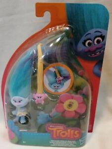 TROLLS - *New & Sealed* Trolls Hair Raising Chenille & Troll Baby Figure Toys