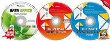 Sicherung und Wiederherstellungs Hilfsprogramm DVDs
