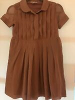 Stella MacCartney dress silk / cotton new 10 years old - retail $150