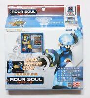 TAKARA Rockman EXE(Mega Man Battle Network) : AQUA SOUL (RS-06) WITH BATTLE CHIP