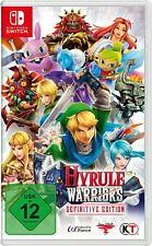 Hyrule Warriors: Definitive Edition (Nintendo Switch, 2018)