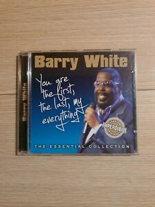 BARRY WHITE (THE ESSENTIAL COLLECTION) CD
