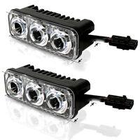 Car LED DRL Daytime Running Light Fog Driving Lamp for Universal Auto Car Lamp