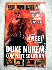 75871 Play Magazine - Duke Nukem Complete Solution Magazine