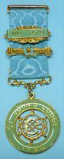 Masonic Centenary Jewel for St John's Lodge No 279
