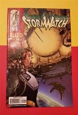 "STORM WATCH COMIC SUPER HEROES No 9 JULY 1998 IMAGE COMICS ""BLEED"" PART 3 of 3"