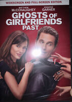 Ghosts of Girlfriends Past (DVD, 2009) BRAND NEW SEALED