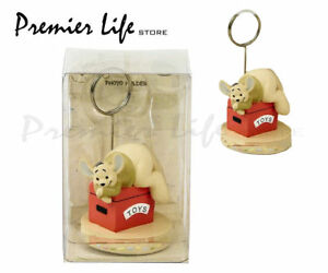 Little Roo Photo Clip Holder - Winnie the Pooh Stand Figure - Posh Paws