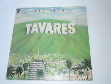 TAVARES - SKY HIGH Vinyl LP record Capitol / EMI  Records