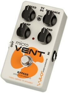 Neo Instruments - Micro Vent 16 Simulator For Guitar, Bass and Keys