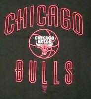 VTG 90s Starter Chicago Bulls NBA Basketball Adult T Shirt Large