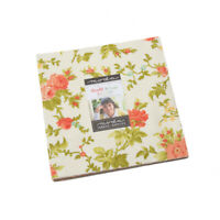 """Scarlet and Sage by Fig Tree Quilts for Moda Layer Cake 42 10"""" Squares"""