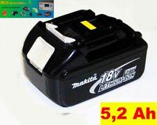 Original Makita Akku 18 V  Li BL1830  mit 5,2 Ah Samsung Zellen