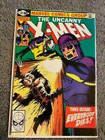 Uncanny X-Men #142 SIGNED by Chris Claremont & Terry Austin