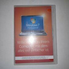 Windows 7 Pro 64 Bit OEM mit Produkt Key Professional