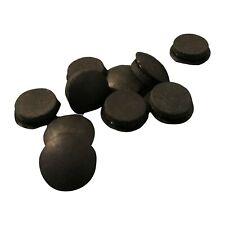 60 x Assortiment d/'obturation Grommet plug œillets 6mm à 25mm fermé bonde bouchon