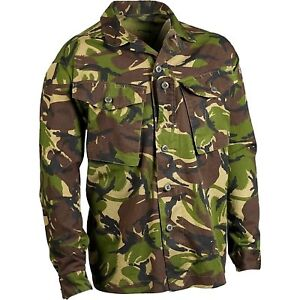 BRITISH ARMY Woodland Lightweight Combat Jacket