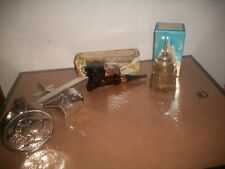 Lot of 4 Vintage Avon Decanter~Collectable Bottle's