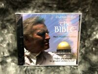 THE BIBLE Charlton Heston CD Music Soundtrack NEW Free Shipping SEALED