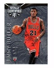 Jimmy Butler 2014-15 Panini Totally Certified, Basketball Card  !!