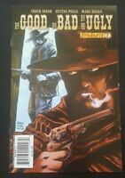 THE GOOD THE BAD THE UGLY 1 VARIANT Francesco Francavilla Cover VERY RARE ZORRO