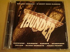 CD / ROLLING THUNDER - 17 HEAVY ROCK CLASSICS
