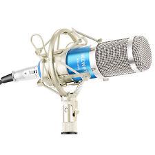 Neewer NW-800 Kit NW-800 Microfono a Condensatore Pro+Supporto Anti-vibrazione