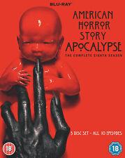 American Horror Story Season 8: Apocalypse (Blu-ray) Emma Roberts, Evan Peters