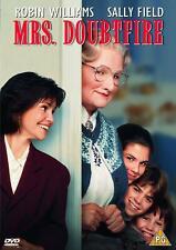 Mrs Doubtfire DVD Film Robin Williams Sally Field Mara Wilson Pierce Brosnan