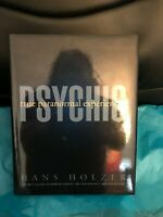 Psychic by Hans Holzer-True Paranormal Experiences-Brand New-Hard Cover
