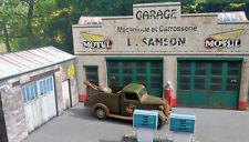 Garage Motul 1/43°