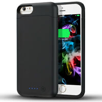 Rechargeable 8500mah Power Bank External Battery Charger Case For iPhone 6s Plus